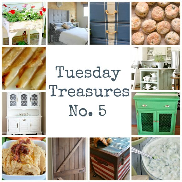 Tuesday Treasures No 5 - 2