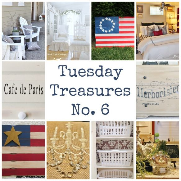 Tuesday Treasures No 6