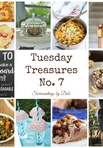 Tuesday Treasures No 7