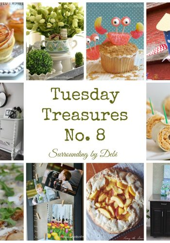 Tuesday Treasures No 8