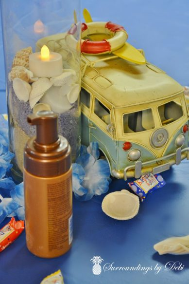 Beach Party - Volkswagon Bus