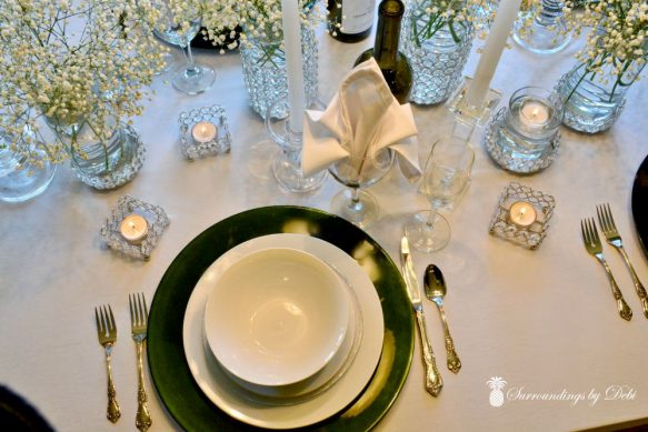 Table Cloth - Crystal Table