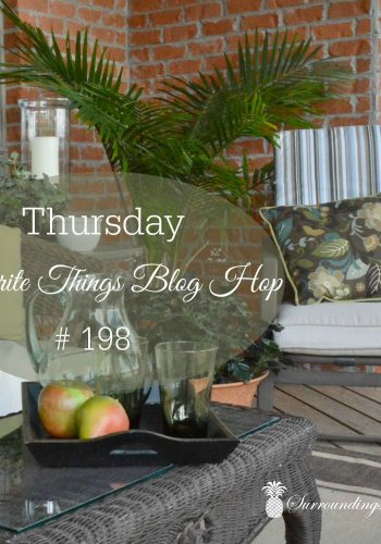 Thursday Favorite Things Blog Hop No 198