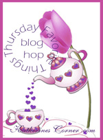 Thursday Favorite Things Blog Hop 200th Celebration – I'm so excited!