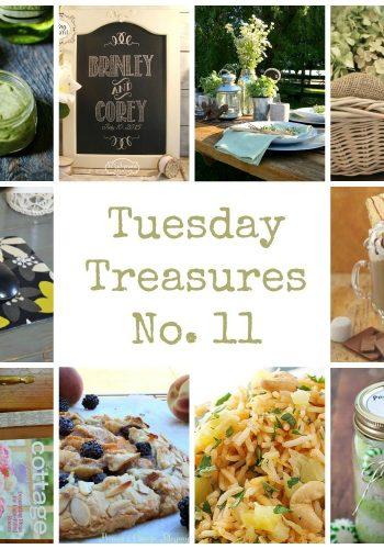 Tuesday Treasures No 11