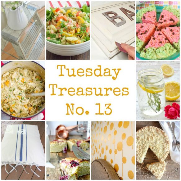 Tuesday Treasures No 13
