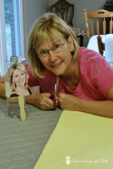 Flat Debi Sewing with Sherrie