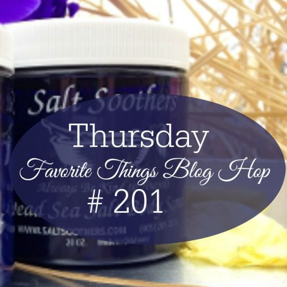 Thursday Favorite Things BLog HOp No 201