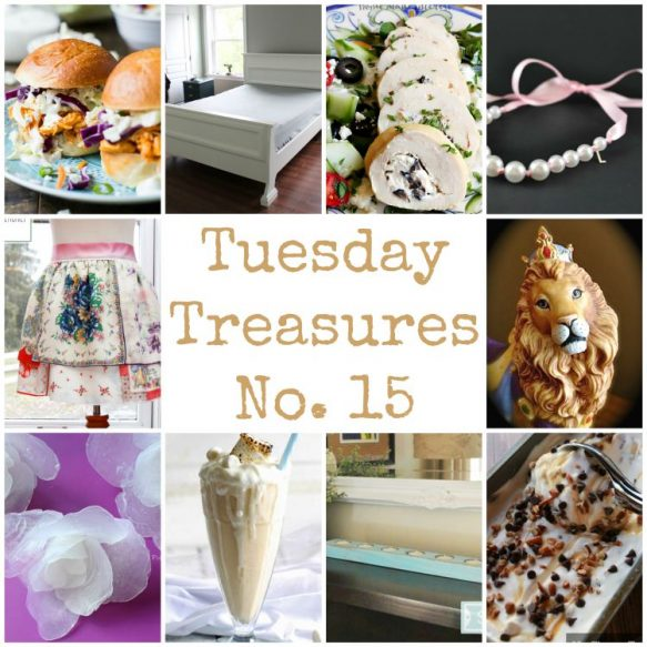 Tuesday Treasures No 15 - Surroundings by Debi