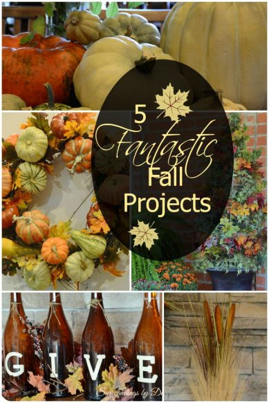 5 Fantastic Fall Projects