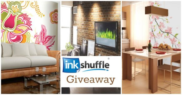 InkShuffle Giveaway Facebook