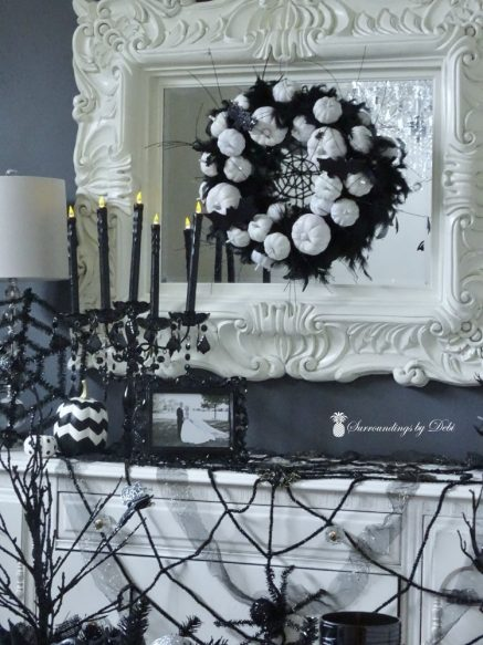 Spooky Dining Buffet with Surroundings by Debi