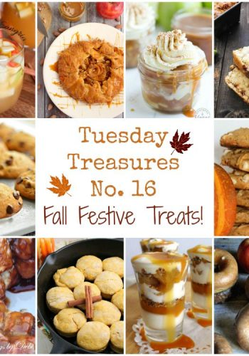 Tuesday Treasures No 16 – Fall Festive Treats!