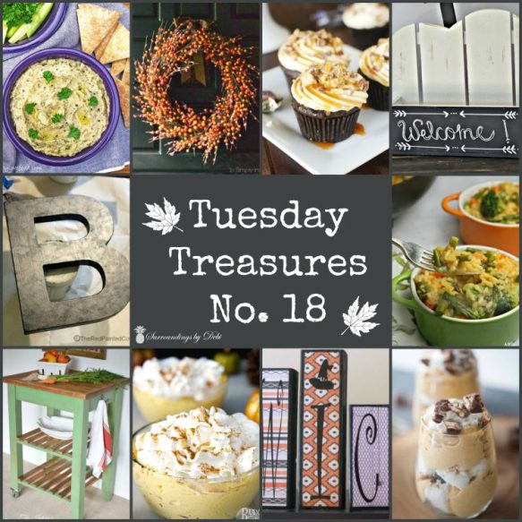 Tuesday Treasures No 18