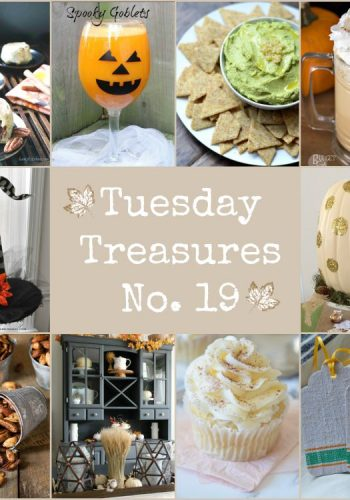 Find Ideas for Your Home at This Week's Tuesday Treasures No 19!