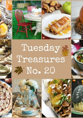 Tuesday Treasures No 20 – A Bit of Inspiration