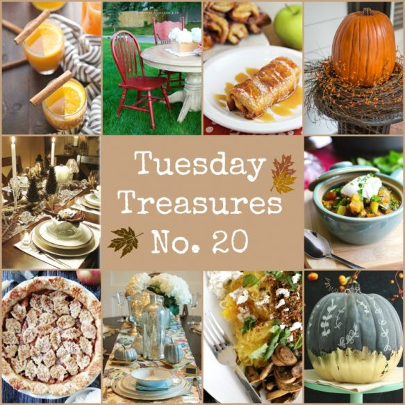 Tuesday Treasures No 20