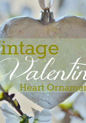 Vintage Heart Ornaments – Perfect For Valentines Day
