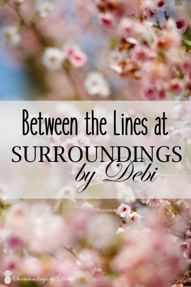 Between the Lines at Surroundings by Debi