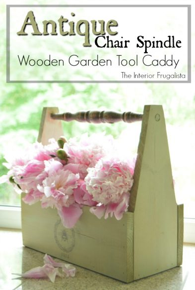Summer Tool Caddy Pinterest