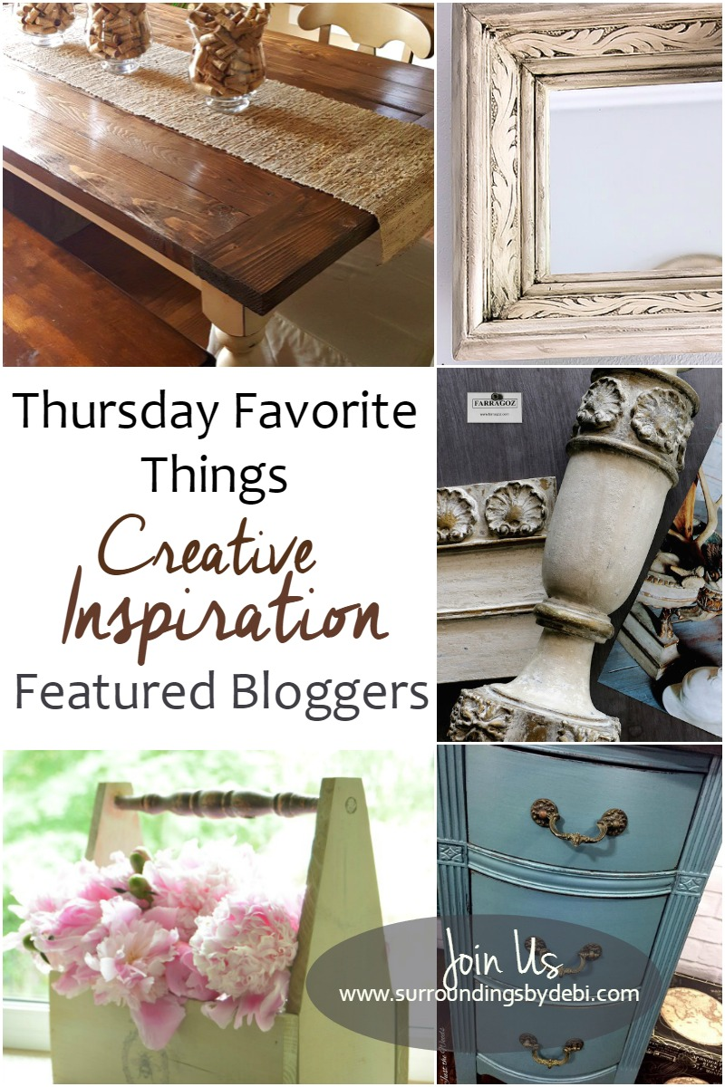 Thursday Favorite Things Link Party No 244 Featured Bloggers