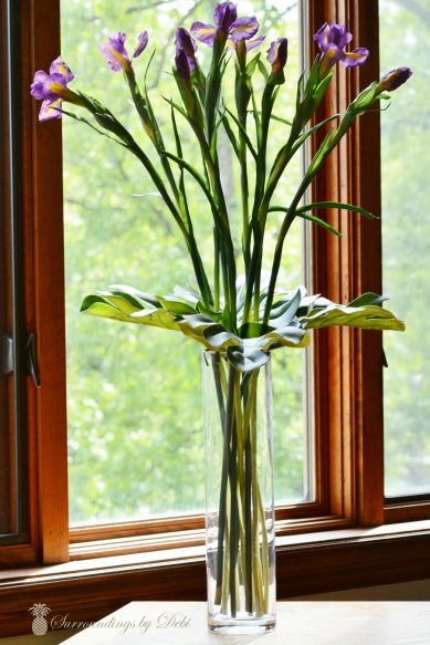 Vase Arranging - Window View