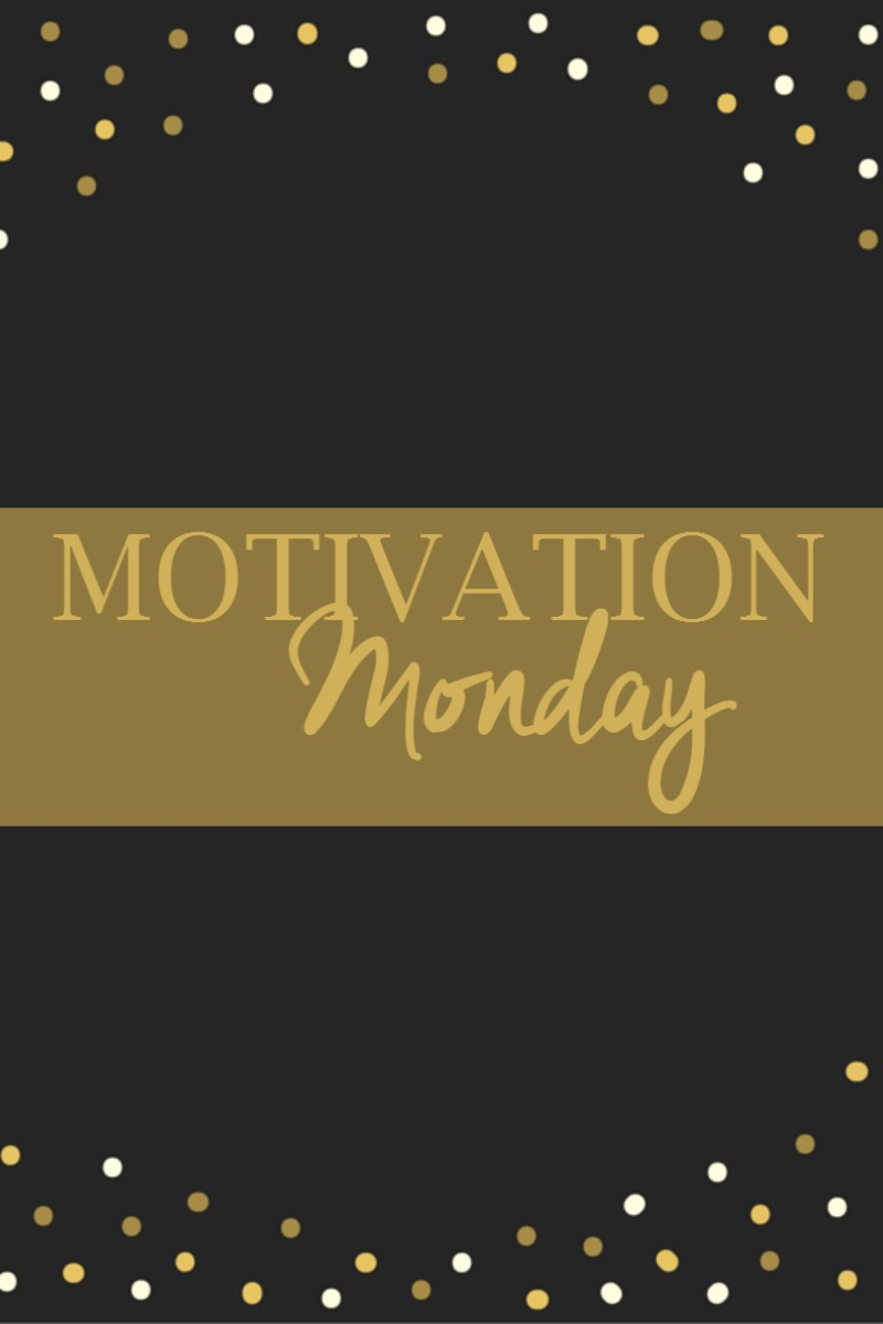 Motivation Monday No 5 -Never Stop Believing