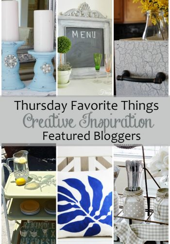 Thursday Favorite Things Link Party No 246