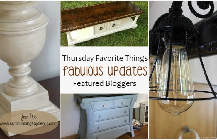 Thursday Favorite Things Link Party No 247