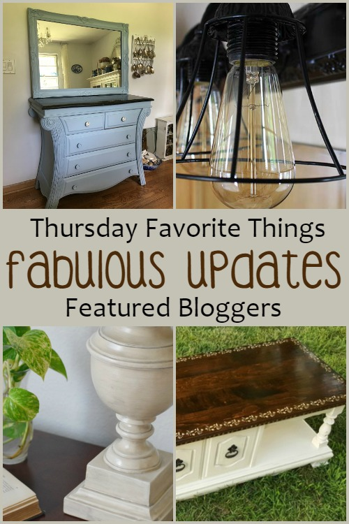 Thursday Favorite Things Link Party No 247 - Surroundings by Debi