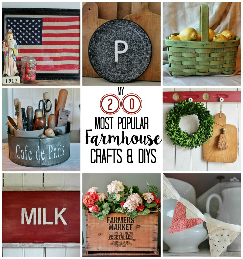 my-20-favorite-farmhouse-crafts-diys-collage