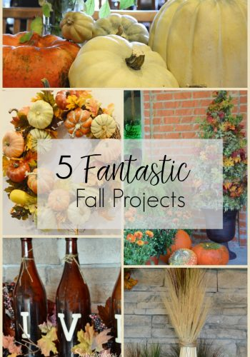 Five Fantastic Fall Projects