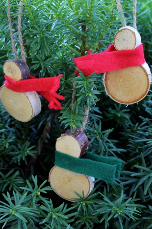 diy-wood-slice-ornaments