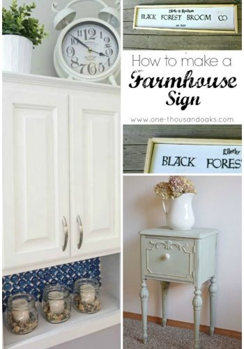 Fun DIY Projects for your home!